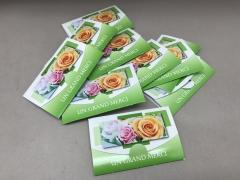 A758MQ Paquet de 10 cartes Un grand merci