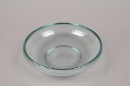 A760UO Glass bowl D20cm H6cm