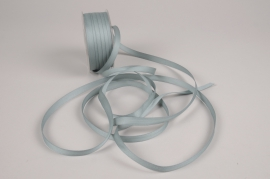 A802UN Green satin ribbon 10mm x 35m