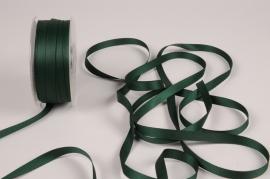 A805UN Ruban satin vert 10mm x 35m