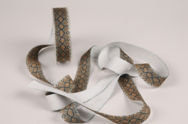 A836UN Snake ribbon 25mm x 10m