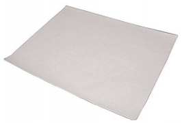 A881QX Rame de 250 feuilles papier kraft blanc 60 x 80cm
