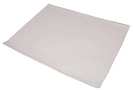 A881QX Ream of 250 sheets white kraft paper 60x80m