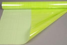 A886QX Rouleau de gaine cellophane vert 80cmx50m