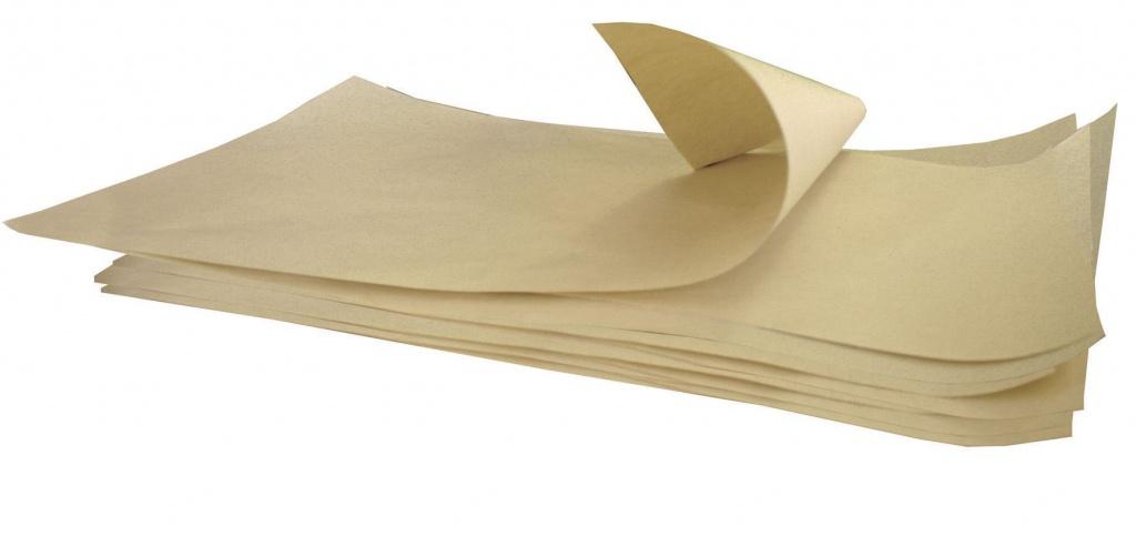 A911QX Rame de 250 feuilles papier kraft naturel 60 x 40cm