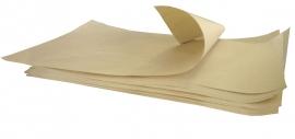A911QX Ream of 250 sheets natural kraft paper 60x40cm