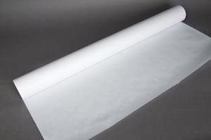 A995QX Kraft paper roll white 80cmx50m