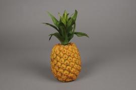 x502jp Ananas artificiel D10cm H21cm