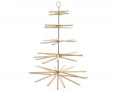 X896KI Arbre en bois naturel à suspendre diamètre 120cm hauteur 175cm
