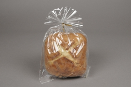 x524jp Artificial bread 13cm x 13cm H8cm