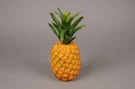 x503jp Artificial pineapple D10cm H21cm