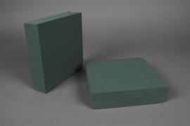 B007QV Paquet de 2 minis carrés en mousse