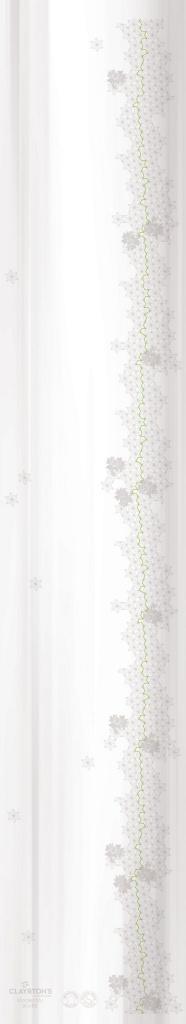 B122QX Paquet 100 étuis blanc 16cm H80cm