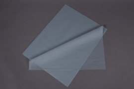 B134QX Ream of 480 tissue paper sheets grey 50x75cm