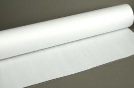 B181QX Kraft paper roll white 80cmx120m