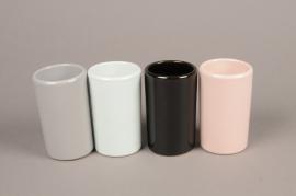 B250WV Vases en céramiques assortis D5.5cm H10cm