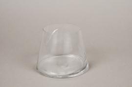 B425WV Glass bowl D13cm H10cm