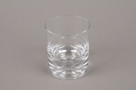 B575W3 Pot glass thick D7.5cm H9cm