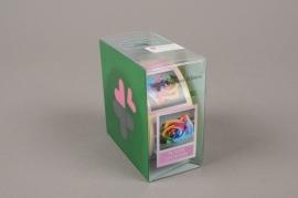 B716MQ Box of 500 adhesive labels plaisir d'offrir