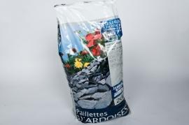 Bag of crushed slates 10/40 20L