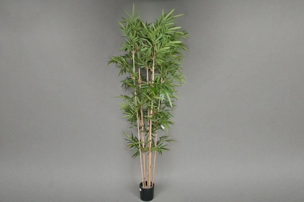 Bambou artificiel new hauteur 220cm
