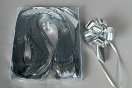 X011ZR Boîte de 30 nœuds auto argent D19mm
