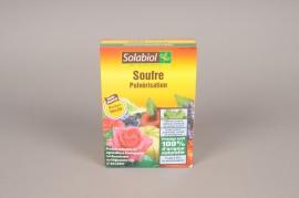 A014SU Boîte de 400g de souffre pulvérisation