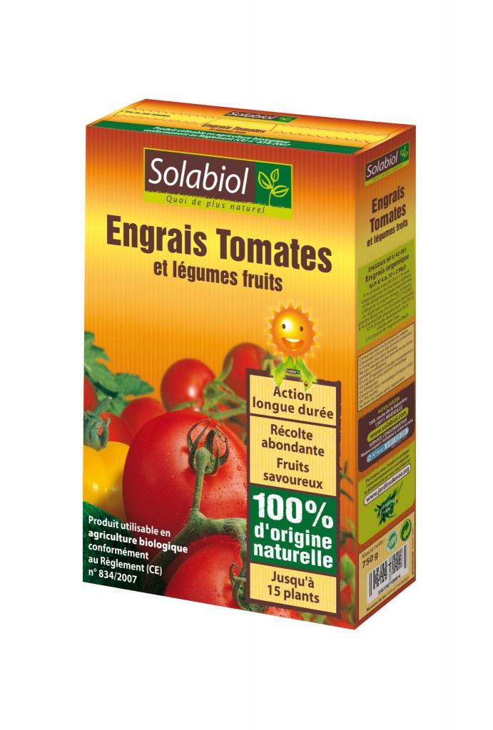 A031SU Boîte de 750Gr d'engrais Tomates