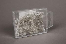 A146MG Boîte de 85 épingles diamant 6mm