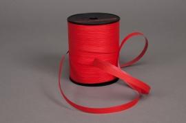 A102ZR Bolduc mat rouge 10mm x 250m