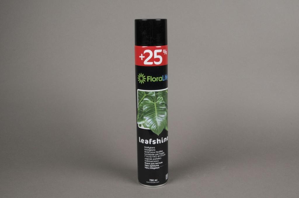 A488QV Bombe 750ml de lustrant pour feuilles