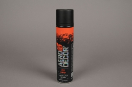 A001AM Bombe de peinture orange 400ml