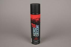 A008AM Bombe de peinture rouge 400ml