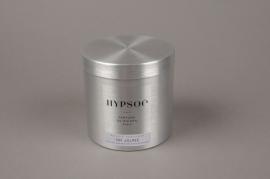 A422NG Bougie parfumée boîte métal OR JAUNE