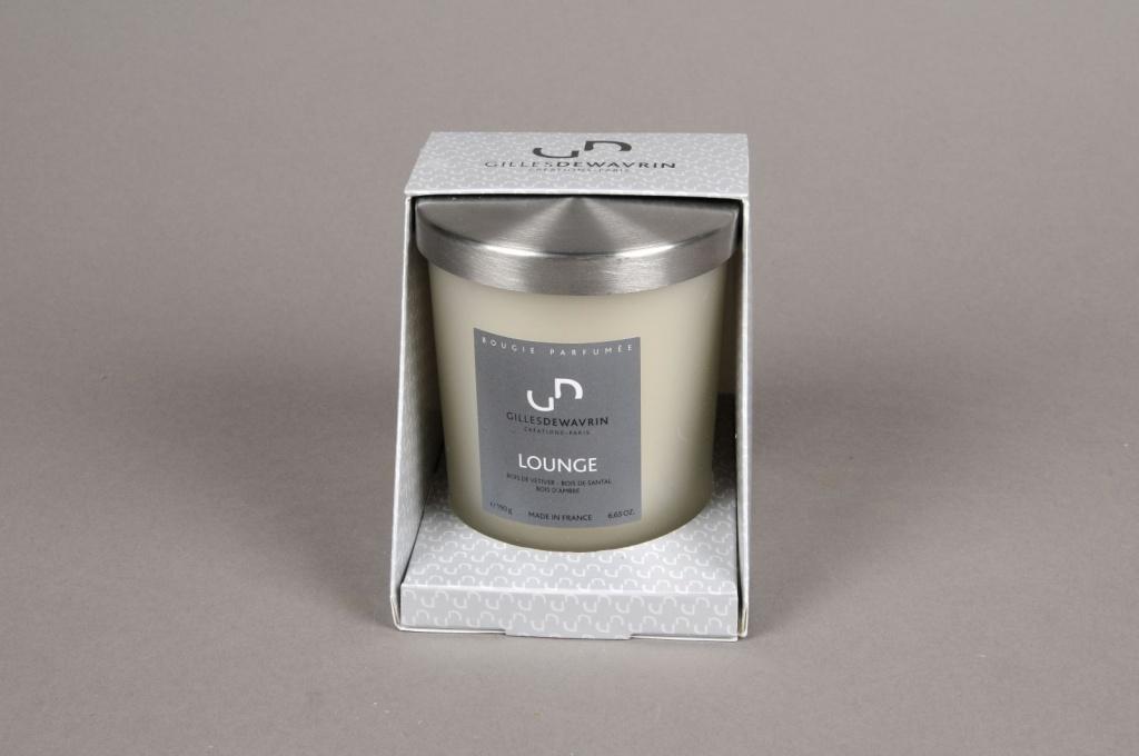 A367NG Bougie parfumée LOUNGE