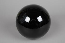 A037HH Boule en acier noir diamètre 9cm