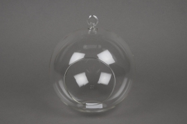 A000K9 Boule en verre à suspendre D20cm
