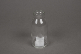A061I0 Bouteille en verre D4.5cm H10cm