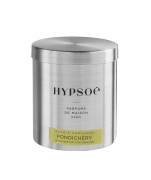 Box of 4  scented candles Hypsoé in metal boxes PONDICHERY
