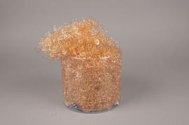 X009MG Box of copper lametta hair 200gr