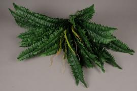 x160wh Branch of artficial green fenr H60cm