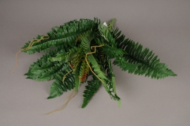 x193wh Branch of artificial nephralepis H45cm