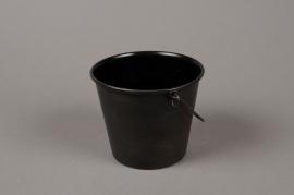 A102A9 Bronze zinc Bucket D10cm H8.5cm