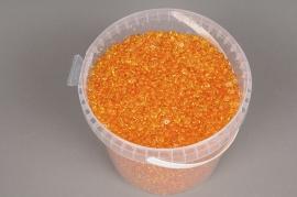 A149QF Bucket of clear orange pearl 2,5L