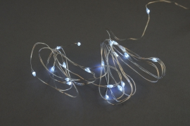 C402DQ Strings light silver 20 LED L1.9m