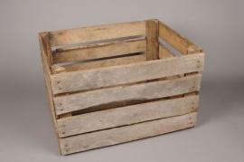 ca01ph Wooden box 40cm x 50cm H31cm