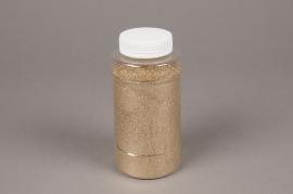 X044BW Champagne Glitter pot 400g