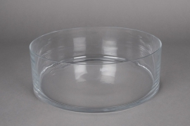 Bowl glass D30 H10cm
