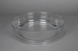 Bowl glass D30 H7cm
