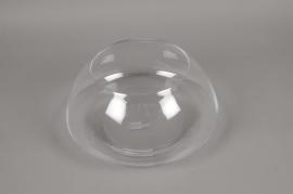 A107PQ Bowl glass D31cm H15.5cm